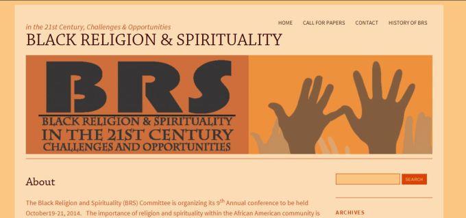 BRS Conference Website